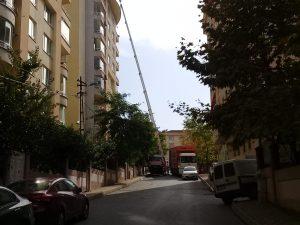 İstanbul Asansörlü Nakliyat