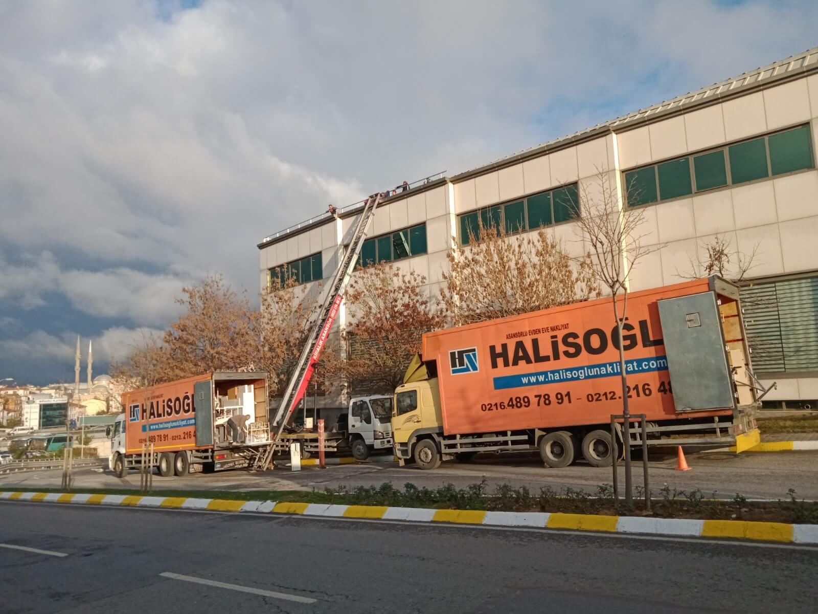 istanbul kurumsal taşımacılık
