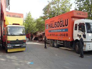 İstanbul Eşya Taşımacılığı