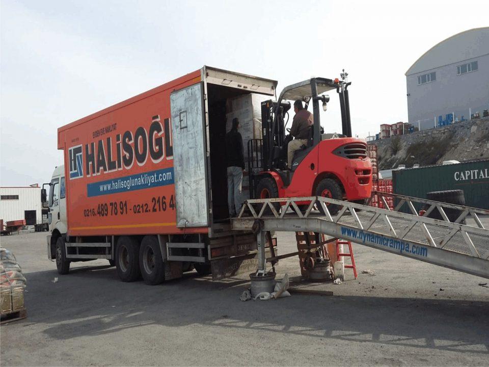 İstanbul Fabrika Taşımacılığı