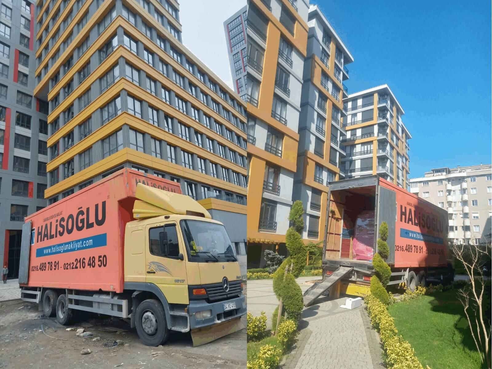 İstanbul ofis taşımacılığı
